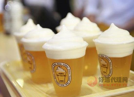 什么是冰溜啤酒,知名的冰溜啤酒有哪些