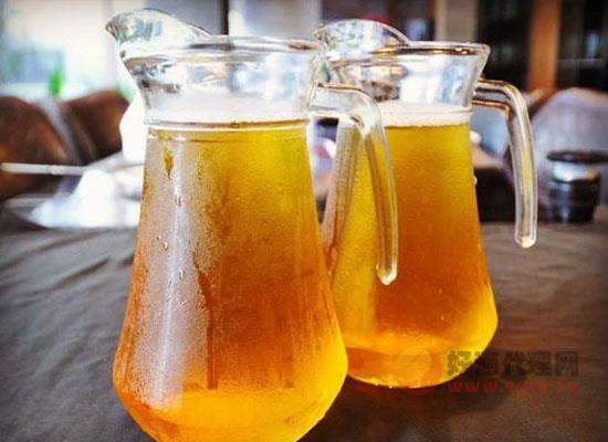 扎啤的特點是什么,一扎啤酒等于多少升