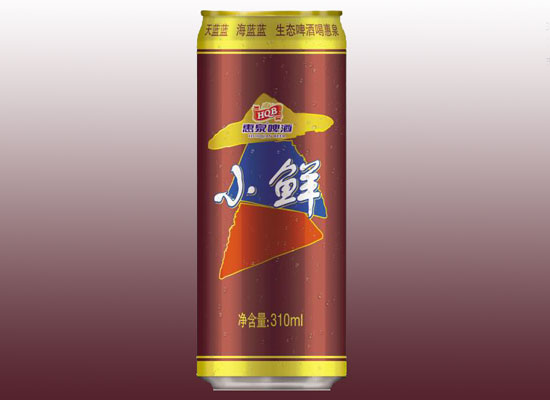 惠泉小鮮啤酒多少錢一瓶,價格貴嗎