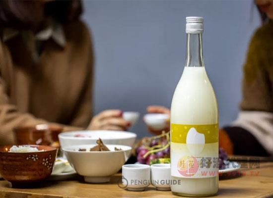 蘇州桂花冬釀好喝嗎,酒水特點有哪些