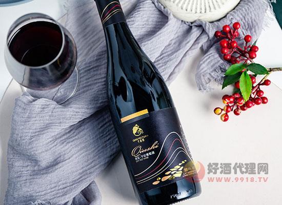 千畝園秋實干紅葡萄酒好喝嗎,喝起來口感如何
