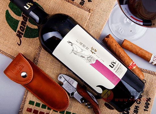 利思酒莊信赤霞珠干紅葡萄酒價格怎么樣,一瓶多少錢