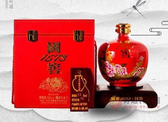 國窖1573國韻白酒的特點是什么,香濃感讓人無法抗拒