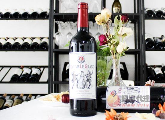 三人舞葡萄酒怎么樣,法國原瓶進口,性價比極高