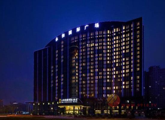 第十一屆鄭州精品年貨博覽會之鄭州永和鉑爵國際酒店