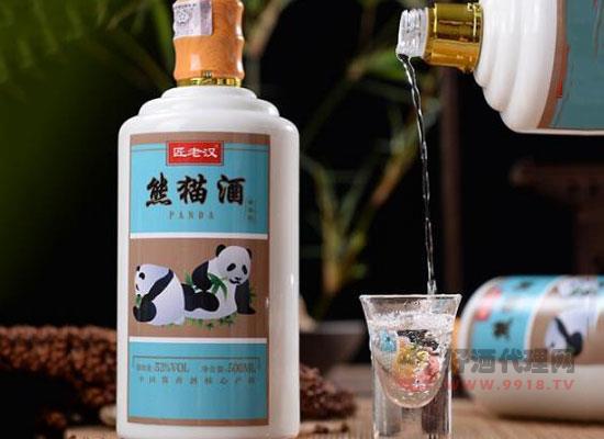 匠老漢熊貓酒53度醬香型多少一瓶,價格貴嗎
