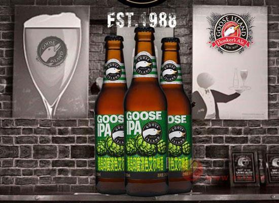 鵝島印度淡色艾爾啤酒價格貴嗎,多少錢一箱