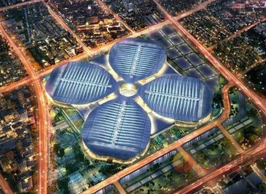 上海國家會展中心交通指南