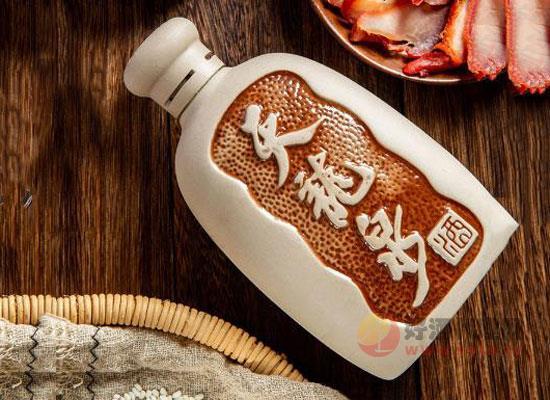 天龍泉白酒是不是糧食酒,用的什么原料