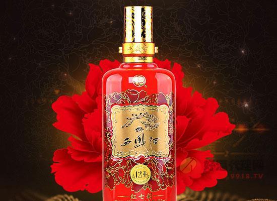 西鳳紅七彩12年白酒的特點是什么,適合送禮嗎