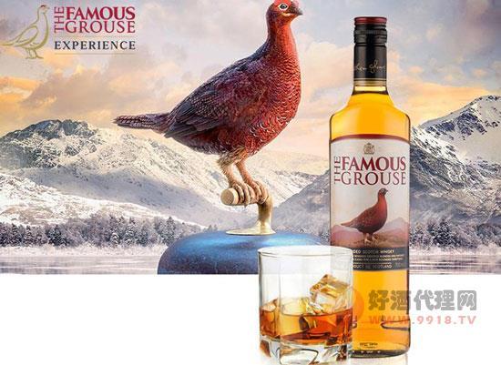 威雀威士忌口感如何,歲月造就的經典美酒
