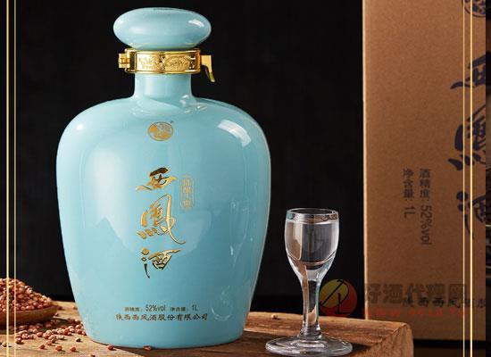 西鳳酒陳釀頭曲怎么樣,1l佳釀,美味精制