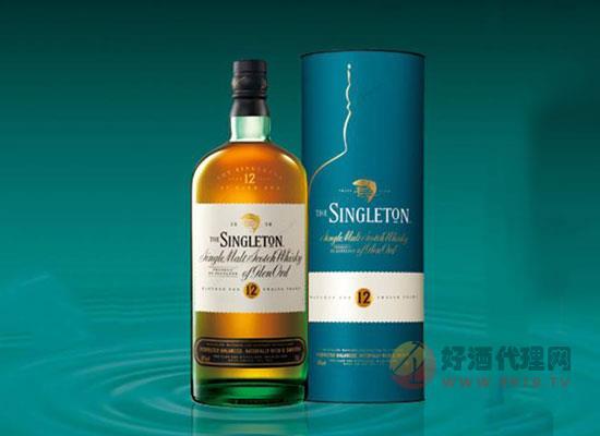 蘇格登威士忌12年價格怎么樣,多少錢一瓶