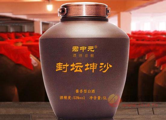 君中元醬酒怎么樣,高品質的純糧醬香酒