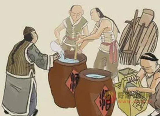 古代釀酒是怎么釀的,詳解古人釀酒的方法
