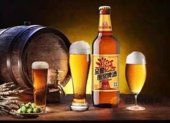 原漿啤酒和普通啤酒有什么區別,二者的不同之處在哪