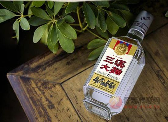 三溪大曲1988怎么樣,瀘州的老牌子美酒