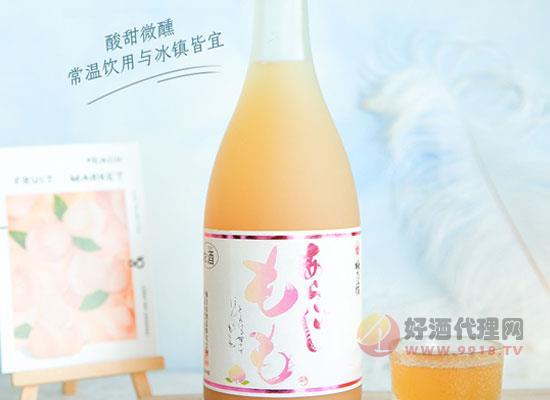 梅乃宿桃子酒價格怎么樣,一瓶多少錢