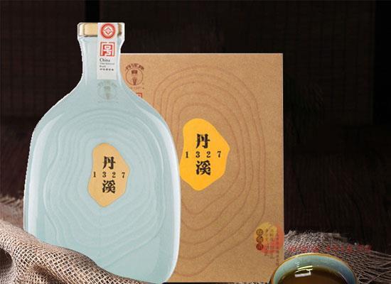 丹溪紅曲黃酒1327系列一瓶多少錢,性價比怎么樣