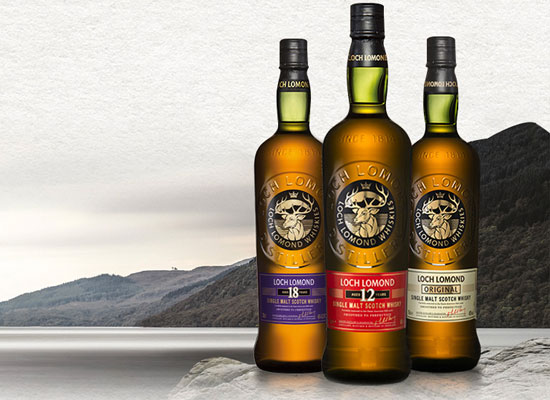 羅曼湖12年單一麥芽威士忌,蘇格蘭特色,更美味暢飲