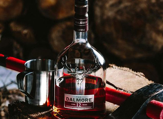 大摩威士忌12年怎么樣,充滿藝術感的美酒