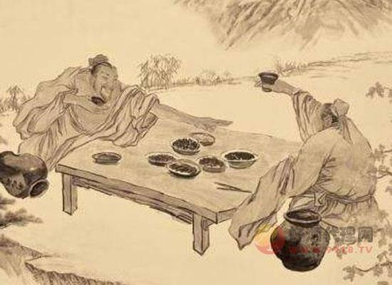 古人是怎么喝酒的,古代人以酒養生的方法