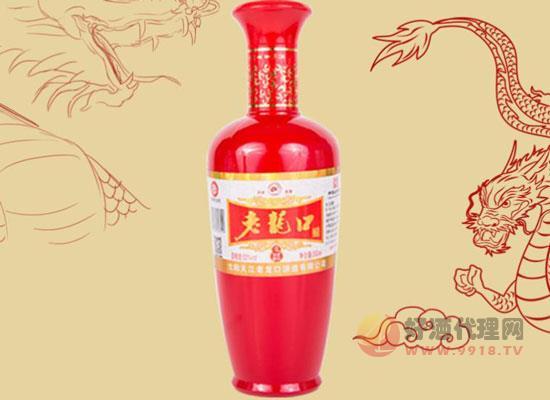 老龍口酒是什么香型,喝起來口感怎么樣