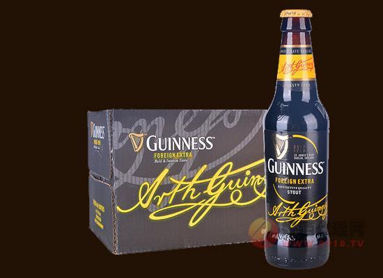 健力士進口黑啤的特點是什么,為什么深受消費者喜愛