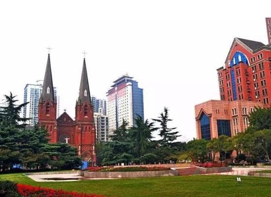 2021第12屆中國(上海)國際高端葡萄酒及烈酒展覽會附近景點有哪些