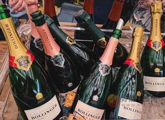 堡林爵特釀香檳酒,不一樣的味道,不一樣的感覺