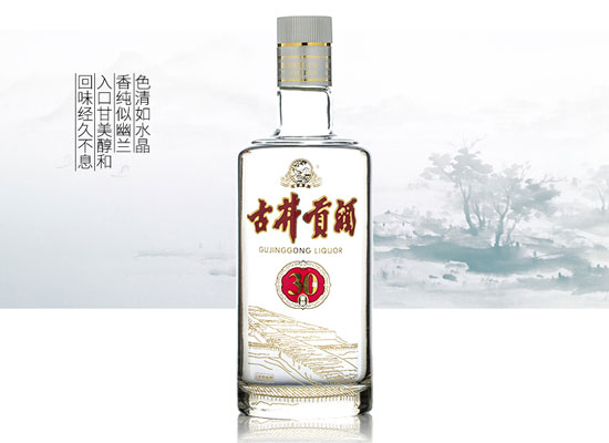 古井貢酒窖齡30的魅力是什么,天然選料,匠心品質