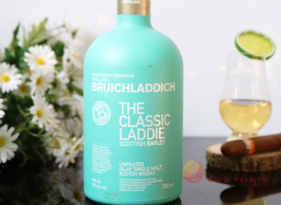 布魯萊迪單一麥芽威士忌怎么樣,限量生產的珍貴瓊漿