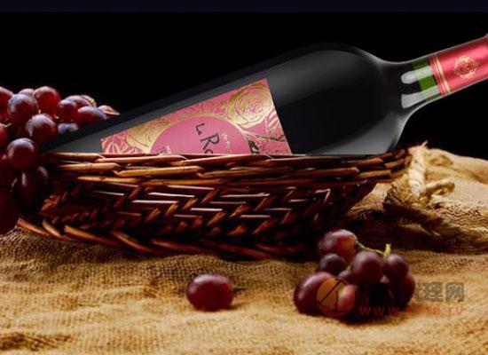 金玫瑰干紅葡萄酒,讓你邂逅純正的法式風情