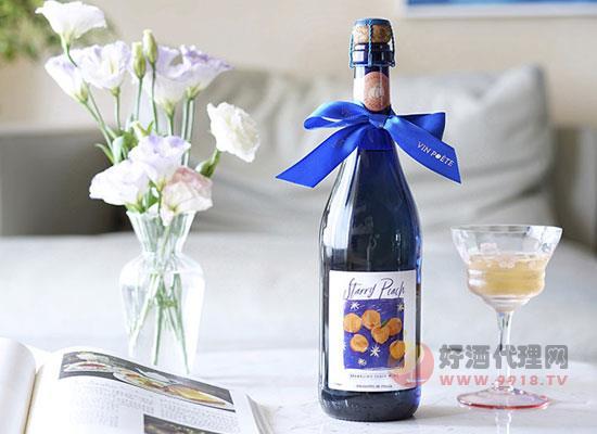 星桃桃子味起泡酒的魅力是什么,低度酒精,软萌易饮
