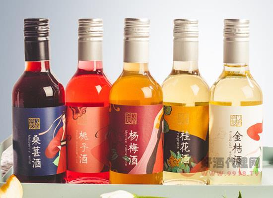 古堰畫鄉果酒的魅力是什么,多種口味,一觸即發