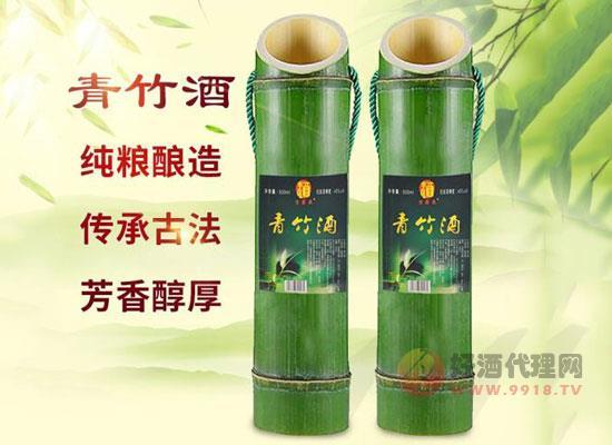 竹筒酒哪個牌子比較好喝,潤之竹竹筒酒怎么樣