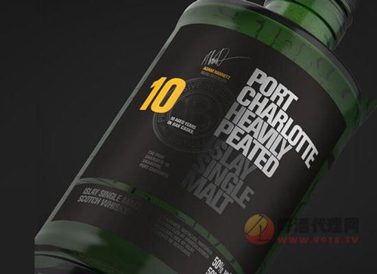 布赫拉迪波夏擢躍十年,一款真正的艾雷島威士忌