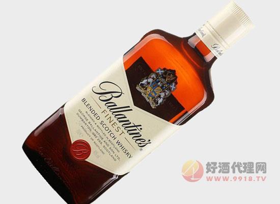 馬爹利藍帶威士忌,百齡壇特醇,美味不可擋