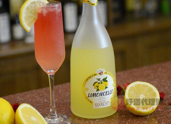 伯特格檸檬利口酒好喝嗎,起來口感如何