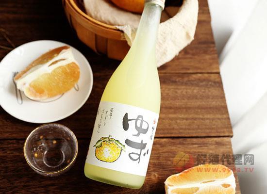 梅乃宿柚子酒值得品嘗嗎,產品優質有哪些