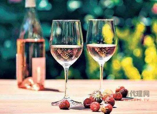 桃红葡萄酒的适饮温度是多少,搭配法有哪些