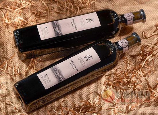 莫高黑比諾干紅葡萄酒怎么樣,細膩柔順的精品佳釀