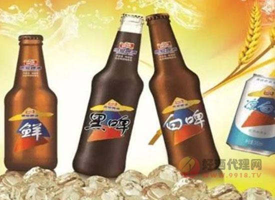 白啤黑啤的區別在哪里,各自的特點有哪些