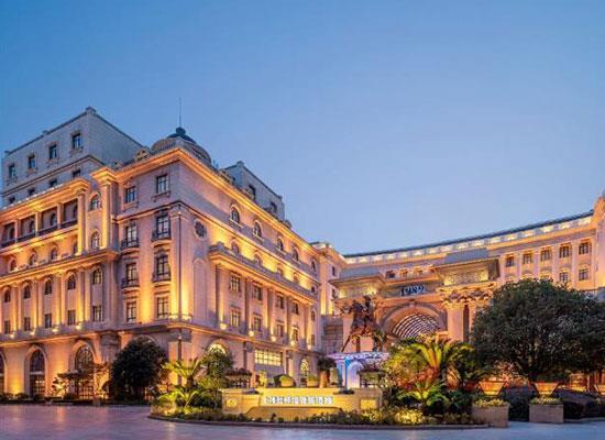 上海國家會展中心附近酒店之上海虹橋溫德姆酒店