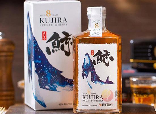 鯨琉球威士忌多少錢一瓶,價格貴不貴