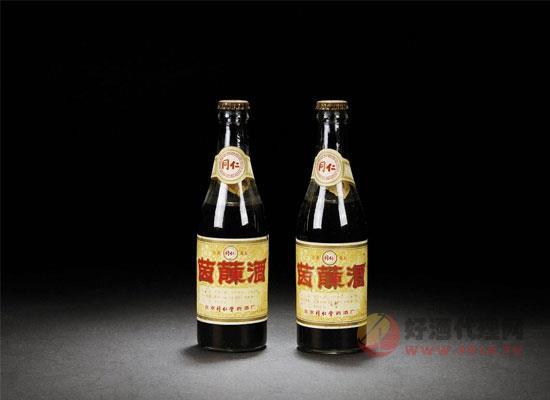 南通海門特產茵陳酒價格貴嗎,一瓶多少錢