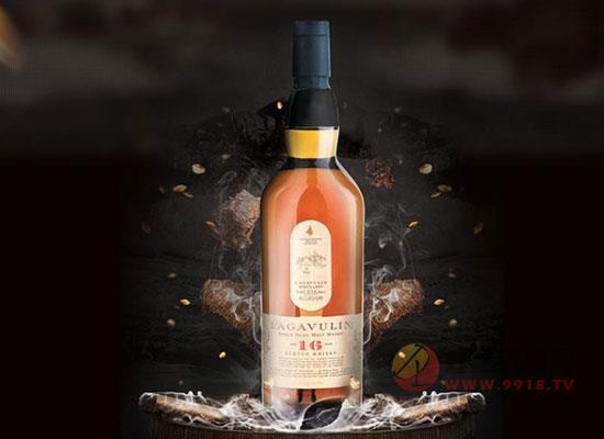 樂加維林16年威士忌價格怎么樣,多少錢一瓶