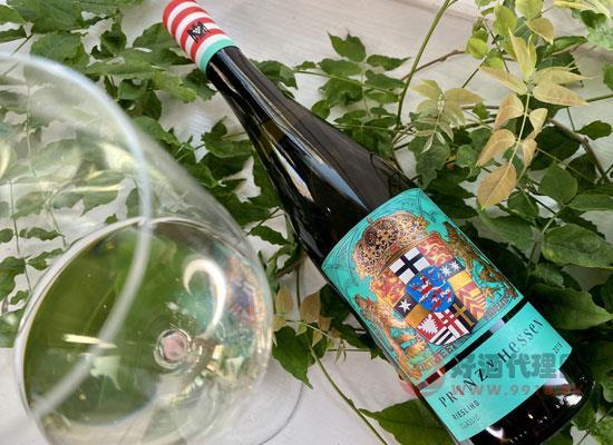 河神王子經典半甜白葡萄酒怎么樣,喝起來口感如何