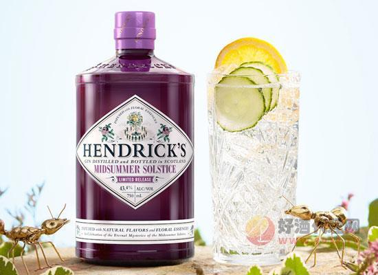 亨利爵士金酒的魅力是什么,百年经典,滴滴精酿