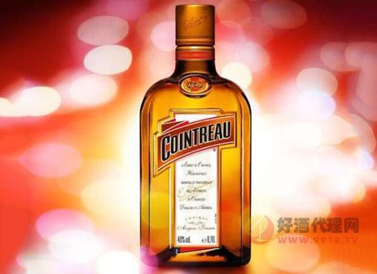 君度橙酒是什么酒,喝起来口感怎么样